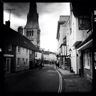 Stamford on a Sunday | by embryonicboy
