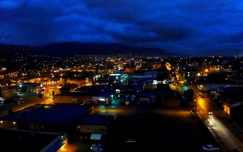 Blue clouds over Penticton | by jasbond007