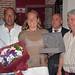Carolina Navarro obsequio padel inauguracion club los caballeros benalmadena