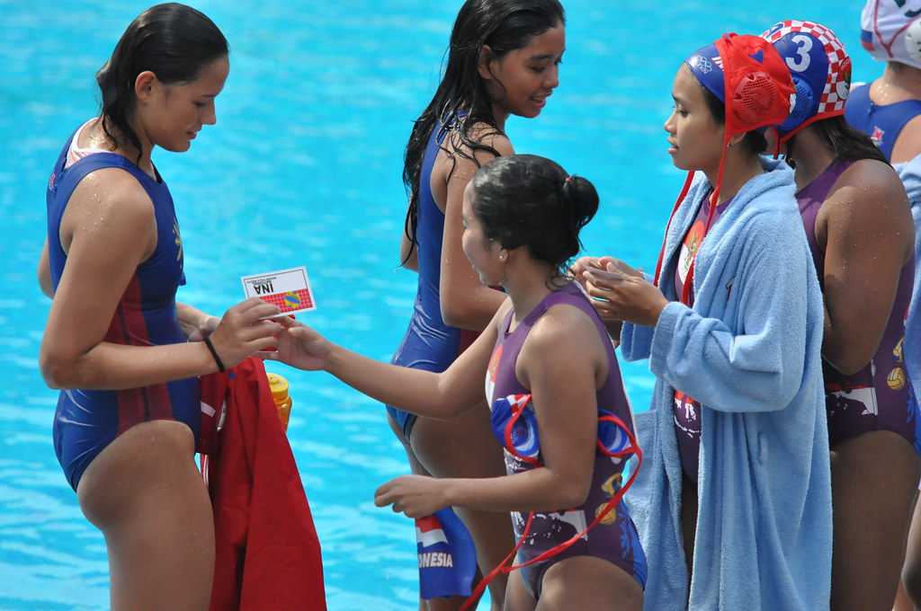 Southeast Asia Swimming Championships 2012 (Water Polo) 28 May 2012 ...: https://www.flickr.com/photos/ssc-sportsphotography/7287292154