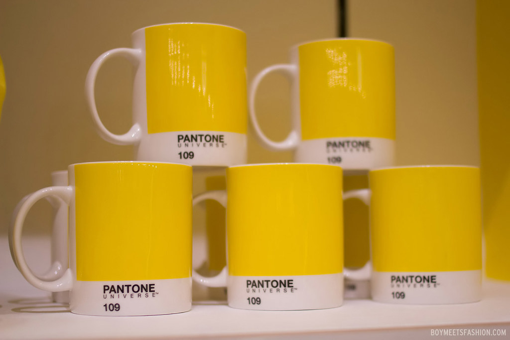 Selfridges Yellow Pantone 109 Shop WwwBoyMeetsFashion