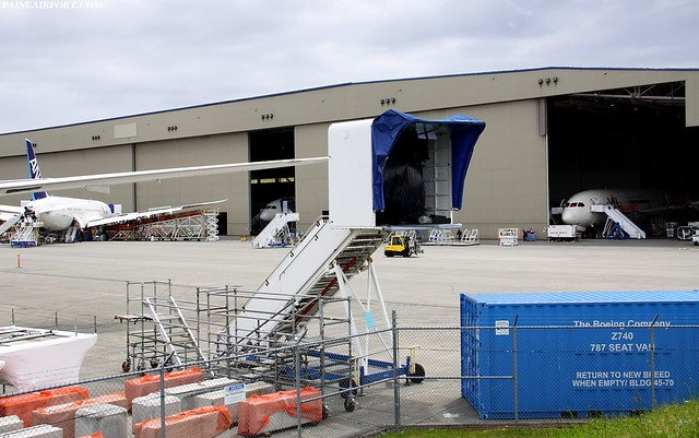 Boeing Everett Modification Center Flickr Photo Sharing