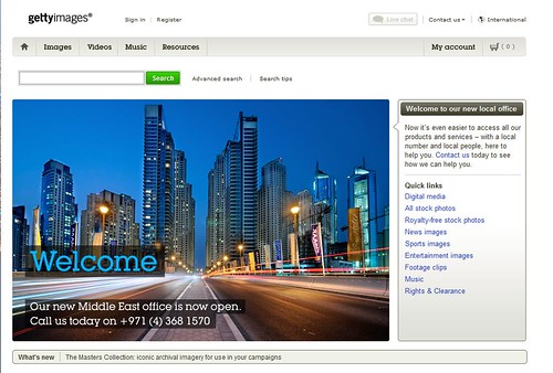 My first Getty Images Front Page :) | by DanielKHC
