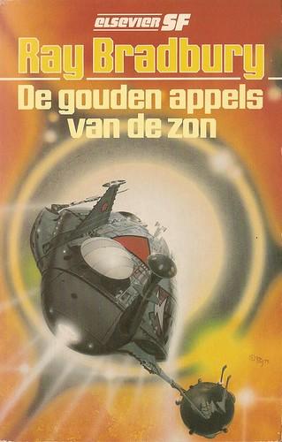 Ray Bradbury - De gouden appels van de zon (Elsevier 1980)