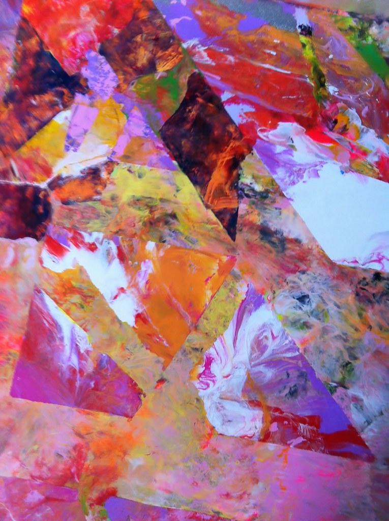 Heavy Acrylic Paint