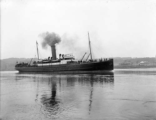 Definitely the S.S. Coningbeg! | by National Library of Ireland on The Commons