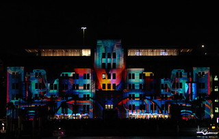 Vivid Sydney - Museum of Contemporary Arts | by gemini*jen
