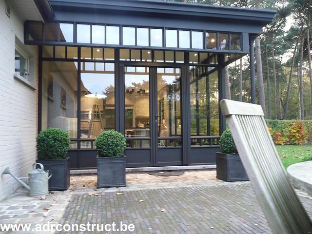steel look veranda 39 s flickr photo sharing. Black Bedroom Furniture Sets. Home Design Ideas