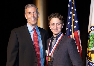 Presidential Scholars Medallion Ceremony 2012 | by US Department of Education