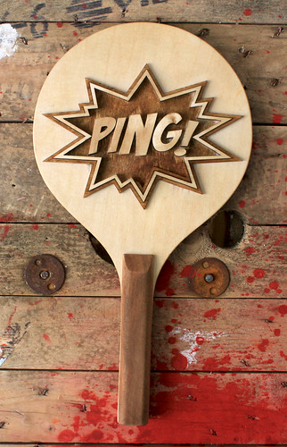 PING PONG POWER! by See White | by ReallyNowSee