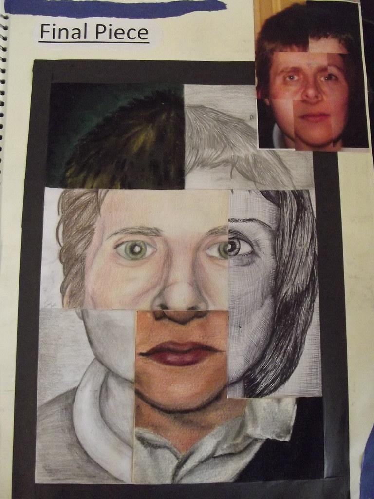 art coursework evaluation