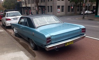 Chrysler Valiant hardtop | by FotoSleuth