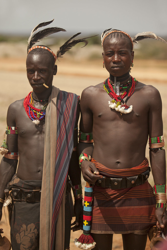 Hamar Men Omo Valley Ethiopia Feije Riemersma Flickr