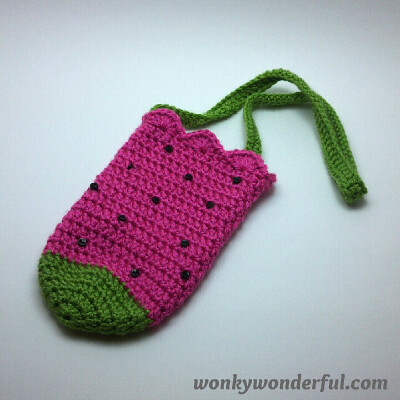 Free Crochet Pattern Water Bottle Holder : crochet water bottle holder nickel89 Flickr