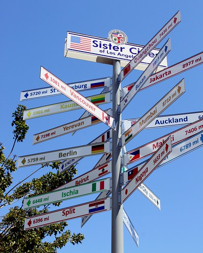 Sister Cities of LOS ANGELES | by Prayitno / Thank you for (12 millions +) view