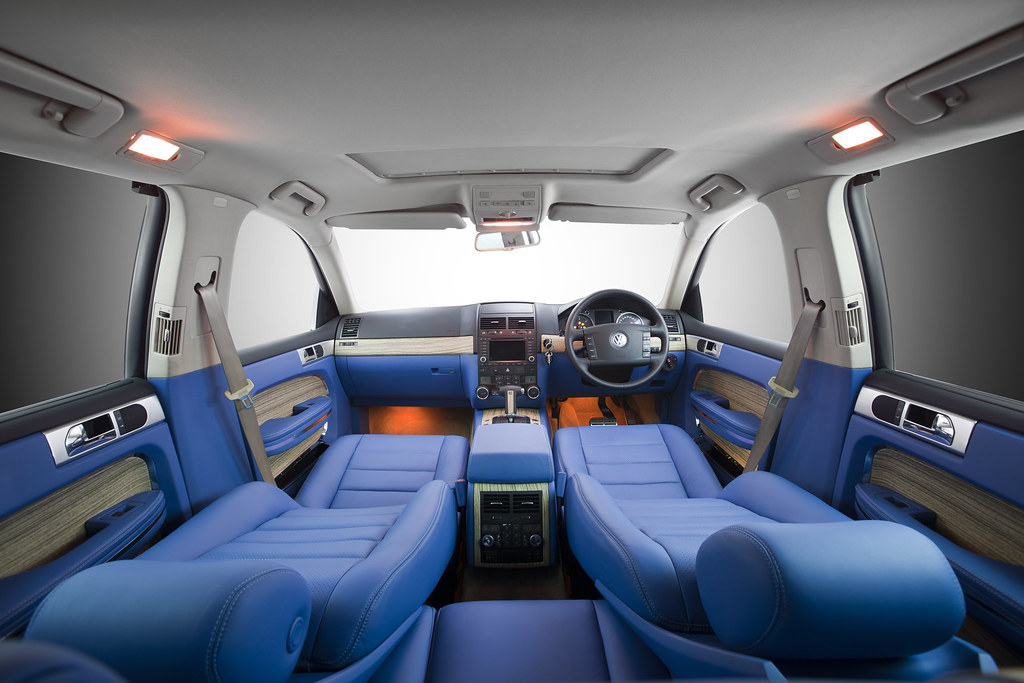 Dc Touareg A Dc Transformation For The Interiors Of The