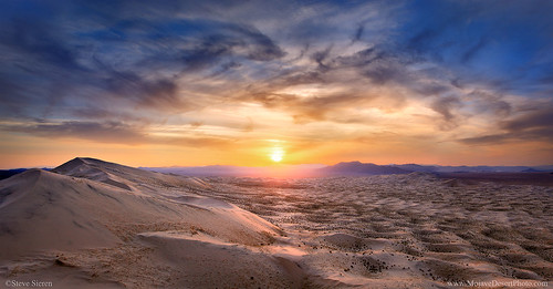 Kelso Dunes Mojave National Preserve | by Steve Sieren Photography