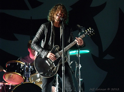 Chris Cornell of Soundgarden 13 July, 2012 Hard Rock Calling, London | by Mister J Photography