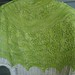 Greenside Up Shawl