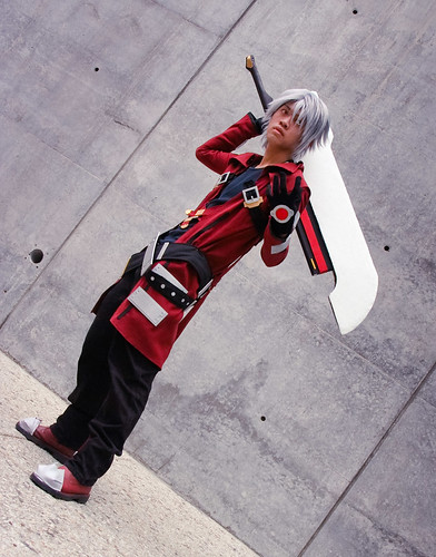 Fanime 2011: Blazblue | by Eras Photography