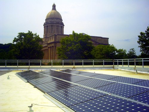 Capitol Solar Install | by Kentuckians For The Commonwealth