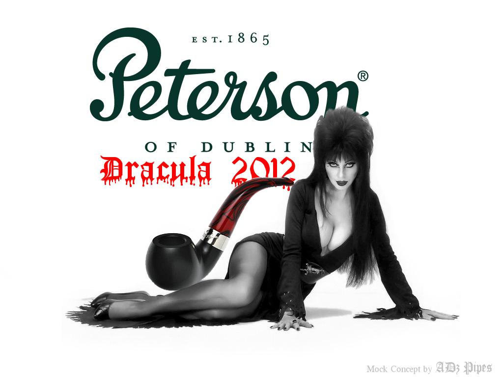 Elvira Mistress Of The Dark Peterson Dracula Mock Ad Flickr