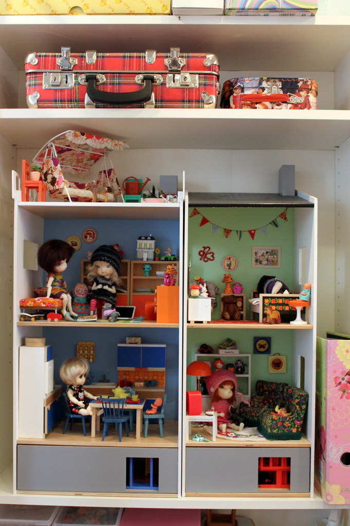 ikea lillabo dollshouse blythe. The Ikea Lillabo| By *blythe-berlin* Lillabo Dollshouse Blythe .