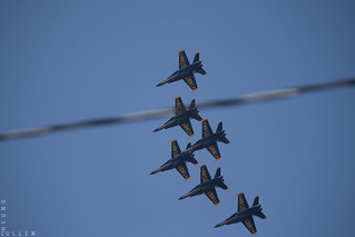 Blue Angels | by CullenCheung