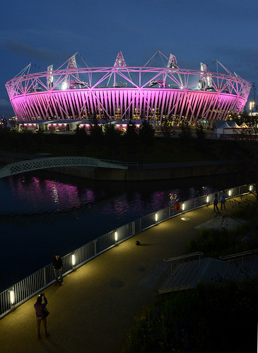 London 2012 - Olympic Stadium | by nuttallp