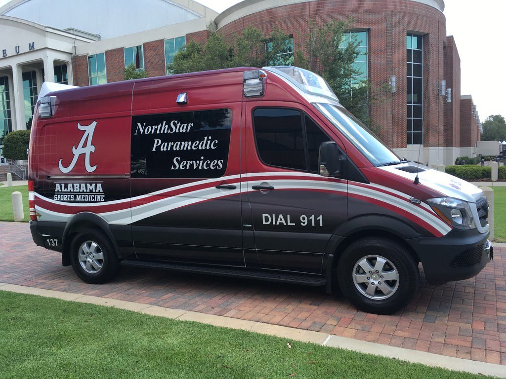 Alabama ambulance mercedes benz sprinter 2500 high roof for Mercedes benz jobs alabama