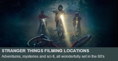 Stranger Things Locations