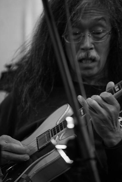 しびれなまずブルースバンド live at Golden Egg, Tokyo, 24 Sep 2016 -00104