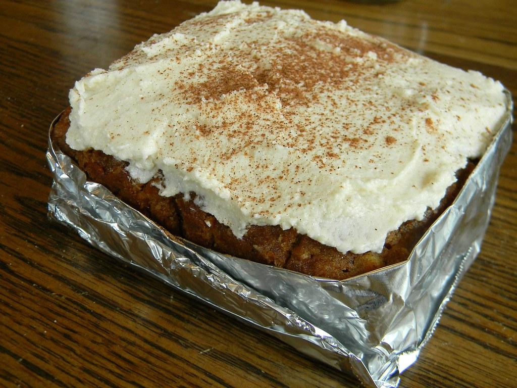 Carrot Walnut Loaf Cake Recipe