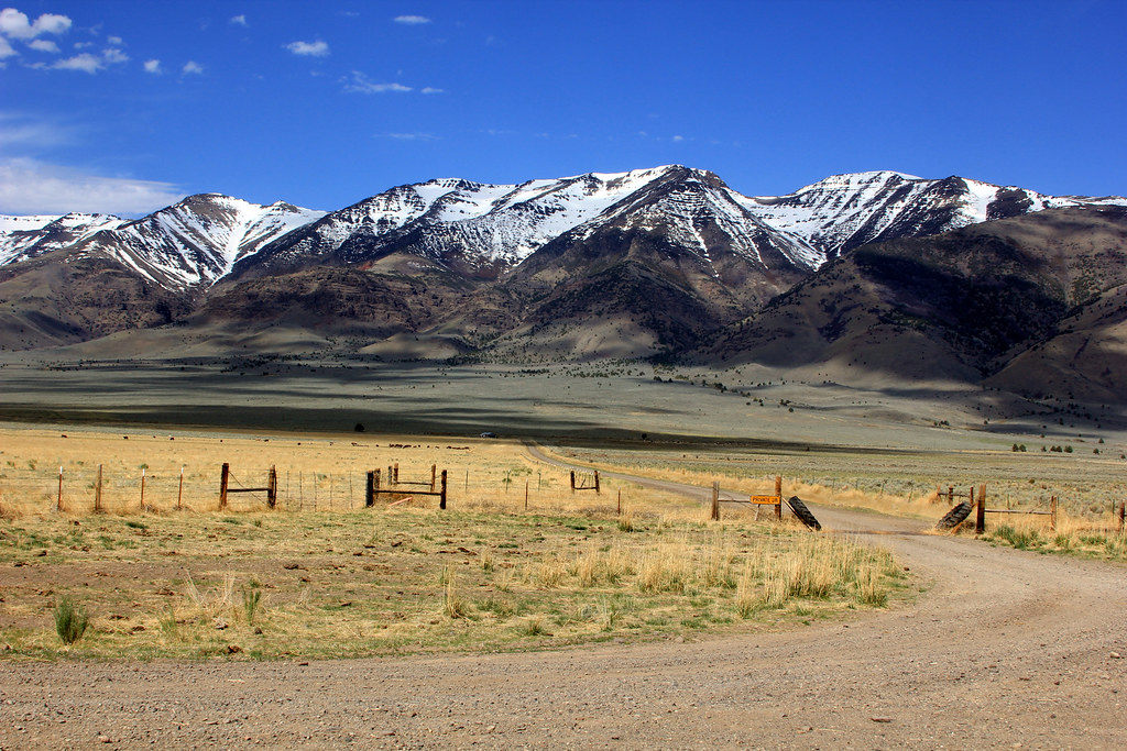 Steens Mountain Road Trip To Eastern Oregon April 2012