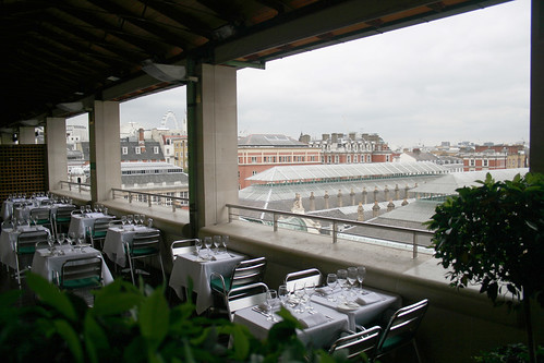 The Terrace Restaurant at the Royal Opera House © ROH 2010 | by Royal Opera House Covent Garden