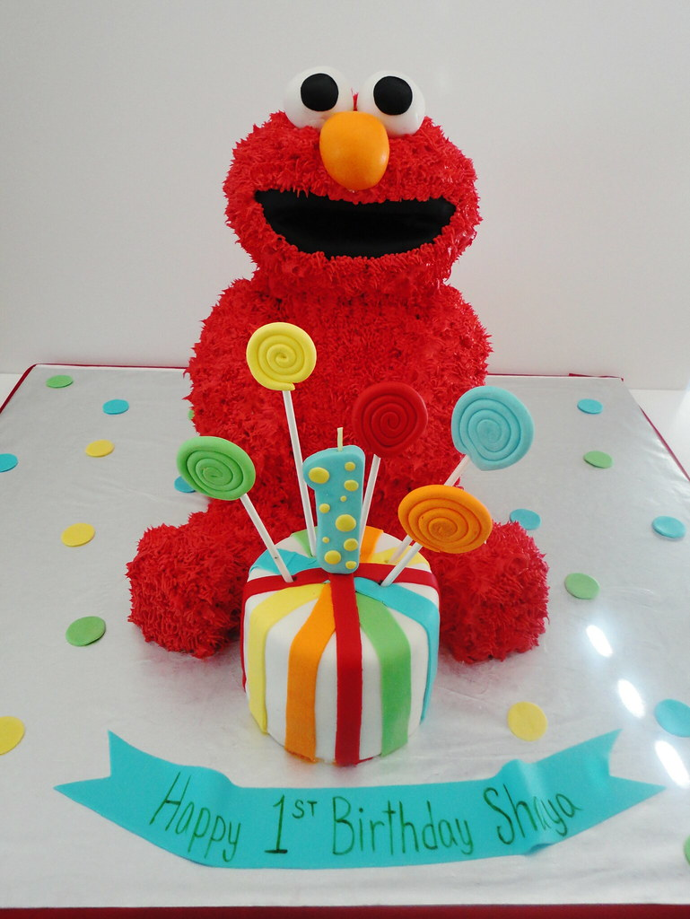elmo cake pan 3 d elmo cake this elmo cake was pretty big he was 13 3883