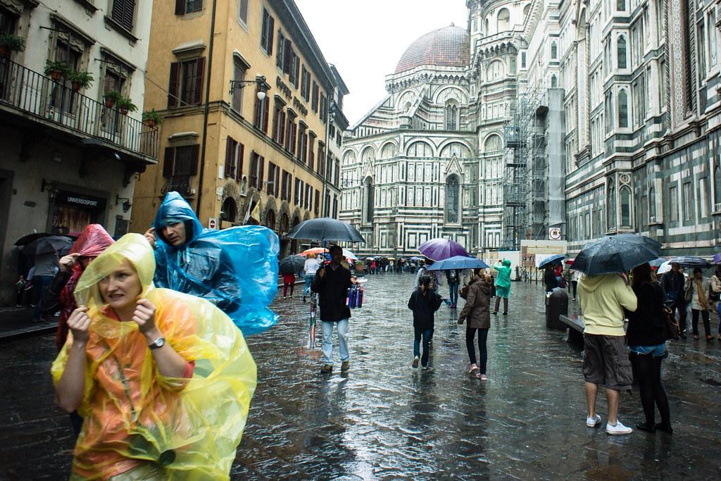 Florence In The Rain Dan Nguyen Flickr