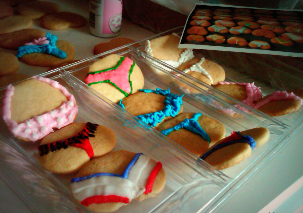 Erotic Cookies By Thyme To Entertain