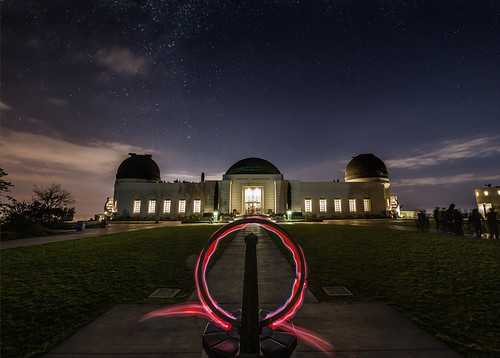 The Griffith Observatory | by Stuck in Customs