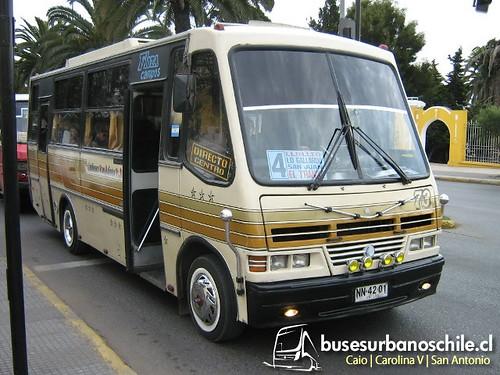 Caio carolina v mercedes benz lo 812 taxibuses san ant for San antonio mercedes benz
