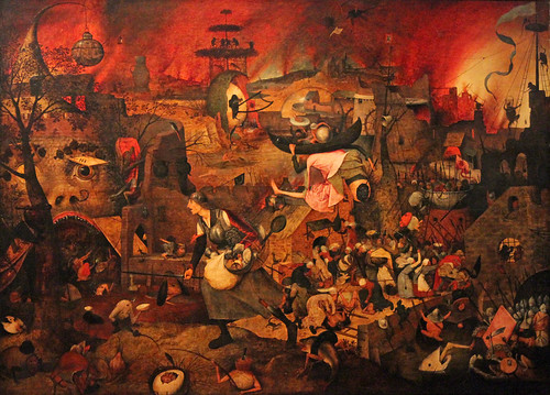 Bruegel the Elder, Dulle Griet | by f_snarfel