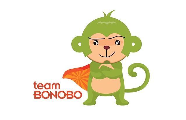 The gallery for --> Bonobos Logo Vector