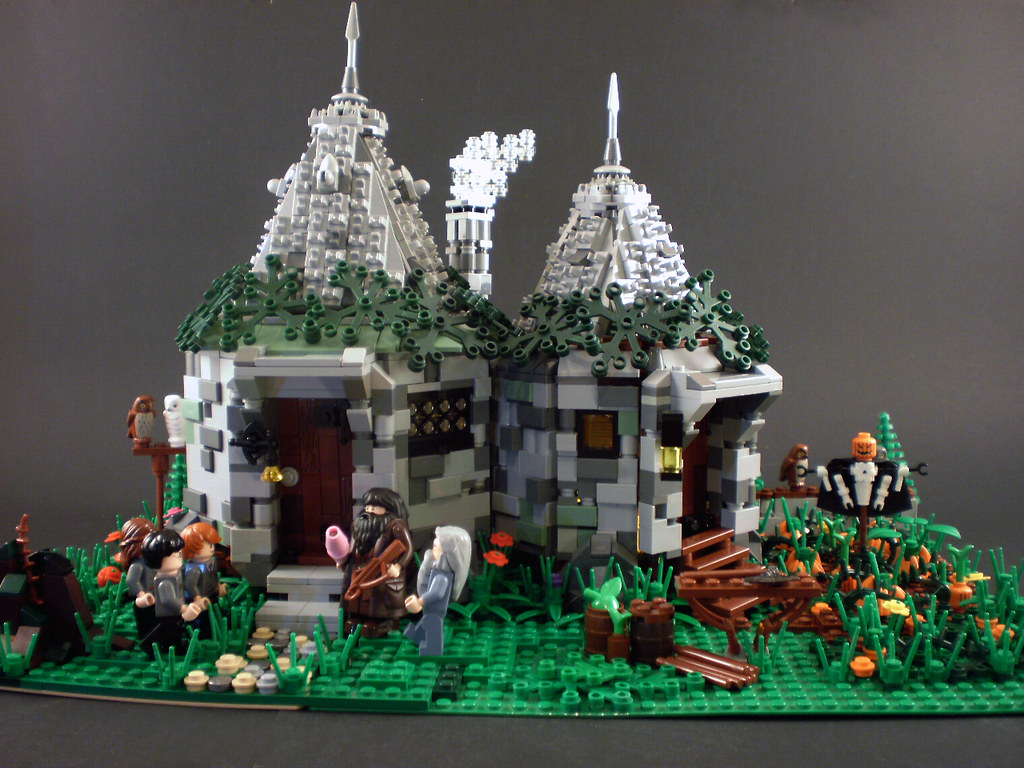 """Hagrid's Hut 