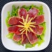 Seared Tuna & Ginger Salad