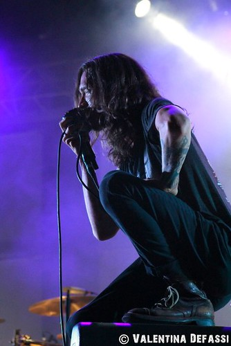 Incubus live @ Rock in Roma | by Valiena
