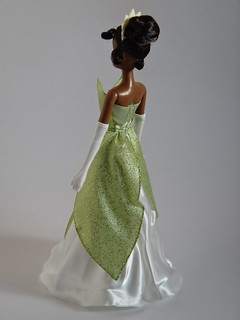 Tiana - 2012 Classic Disney Princess 12'' Doll - Deboxed - Full Left Rear View | by drj1828