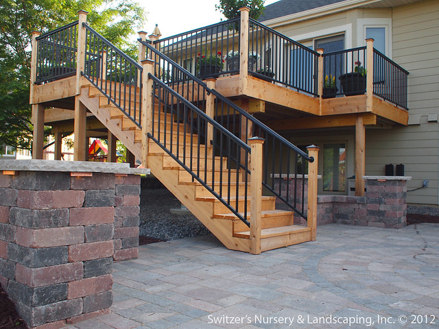 Pictures Of Patio Decks Designs : Deck & Patio ~ MN Backyard Ideas  Flickr  Photo Sharing!