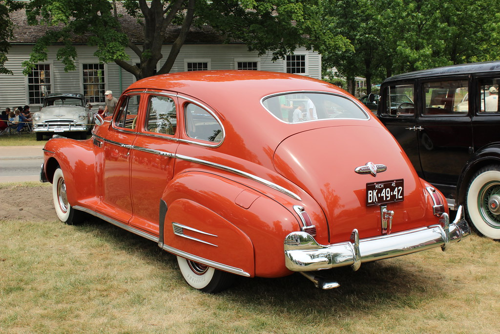 1941 buick century 4 door richard spiegelman flickr for 1941 buick 4 door sedan
