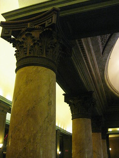 Corinthian Columns on the First Floor Foyer of the Palais Theatre – Lower Esplanade, St Kilda | by raaen99