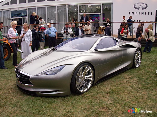 Infiniti Emerg-e Concept Sports Car | by ebaymotors